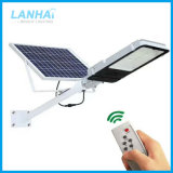 Integrated Yard Garden Park Road Lamp Long Hours 3 Days 50W All in One LED Solar Street Light