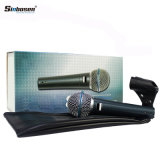 Sinbosen Beta58A Music Instrument High Output Professional Handheld Vocal Microphone