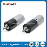 24V DC Motors with Planetary Gearbox 22mm Diameter Metal Shaft