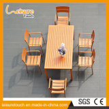 Support Hot Spring Area Aluminium Table and Chair Outdoor Garden Leisure Dining Furniture