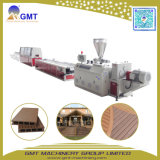 WPC PVC PP Plastic Wood Composite Board Deck Extrusion Line