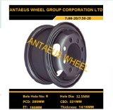 Steel Wheel Rim, Truck Wheel, Tube Truck Wheel Rim 7.00t-20, 7.50V-20