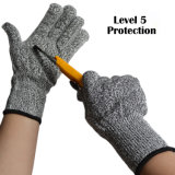 New Hppe and Nylon Anti-Cutting Safety Work Glove