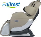 Leather Zero Gravity Heated Massage Chair