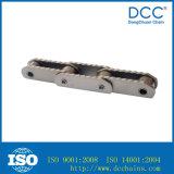 Standard Industrial Tsubaki Welded Roller Conveyor Chain