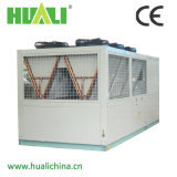 Screw Industrial Air to Water Air Cooled Water Chiller