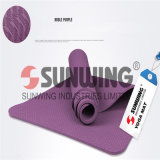 Eco-Friendly EVA Deluxe High Quality PVC Yoga Mat