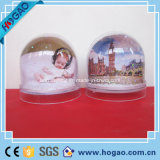 Acrylic Picture Water Globe (HG112)