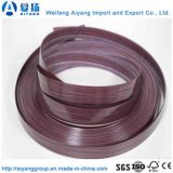 SGS Certificate Uneasy Crispy 3D PVC Edge Banding for Furniture