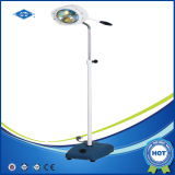mobile halogen operating lamp