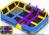 New Design Kids Trampoline Playground for Sale