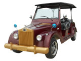 6 Seaters Electric Vintage Classic Car