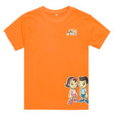Fashion Comfortable Kids Wear T-Shirt with Heat Transfer Printing (TS066W)