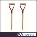 Farming Tools High Quality Shovel or Hoe Wooden Handle