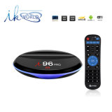 I96 PRO IPTV Box with Android 7.1.2 O. S S905W Quad Core 2GB RAM/16 GB ROM with 4K 1080P HD, WiFi Media Player