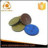 Diamond Wet Stone Flooring Polishing Abrasive Tool