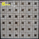 Rough Lapato Tile for Glossy Surface Crystal Mosaic Flooring