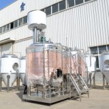 Fully Automatic Steam Heated Brewing Equipment for Sale