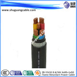 Low Voltage/XLPE Insulated/PVC Sheathed/Armoured Cable