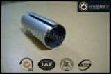 Gl1009 Aluminum Round Tube Auto Electric Roller Blind Track Anodized