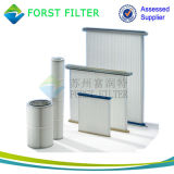 Forst Surface Treatment Dust Collector Equipment Panel Filter Cartridge