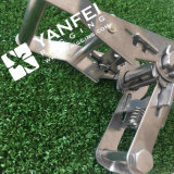 Ratchet Buckle with Soft Black Handle