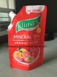 500ml Shower Scrub Corner Spout Pouch