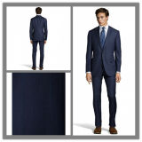 Tailor Made Slim Fit Two Button Business Suit for Men