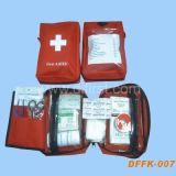 Car First Aid Kit with Basic Medical Equipment (DFFK-007)