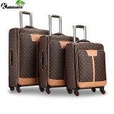 Newest Fashionable Trolley Luggage Set Leather Material Luggage Bag Travel Luggage