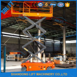 10m Mobile Auto Hydraulic Lifters