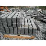 Dark Grey Granite Floor Tiles Natural Stone for Paving