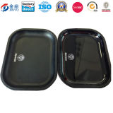 Rectangle Restaurant Fast Food Servicing Tin Tray