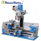 Variable Speed Metal Bench Lathe Mill Combo Machine (mm-M290VF)