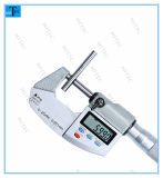 0-25mm IP65 Coolant Proof Digital Outside Micrometer