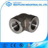 Forging Galvanized Carbon Steel Stainless Steel Tube Fittings, Nipple/ Elbow/ Tee / Union Pipe Fittings