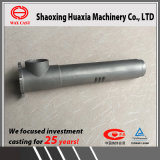 OEM Investment Casting Valve Pipe Fitting Parts