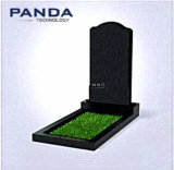 Black Natural Stone Monumental Tombstone Price
