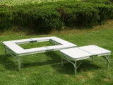 Aluminum Folding Table for BBQ (ET9922-A1)