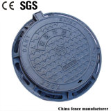 Heavy Duty Round and Square Cast Iron Manhole Cover for Road Construction