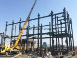 Light Prefabricated Steel Structure Workshop Frame