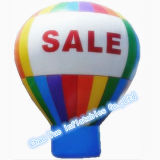 Customized Advertising Inflatable Ground Balloon with Ce Blower