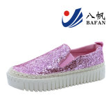 Shiny High Heel Casual Shoes for Women Bf1701155