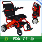 Handicapped Lightweight Folding Power Wheelchair