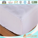 Home Hotel Used Polyester Child Crib Down Alternative Mattress Pad