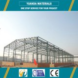 Space Frame Steel Structure for Industrial Warehouse