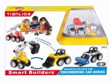 The Newest Magnetic Block Puzzle Cars for Kids