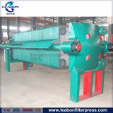 1000X1000mm Industrial Sludge Dewatering Plate and Frame Press Filter Price