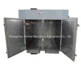 Large Input Hot Air Seafood Shrimp Fish Dryer Machine