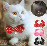 Lovely Bowknot Pet Collar Made in China in Cheaper Price